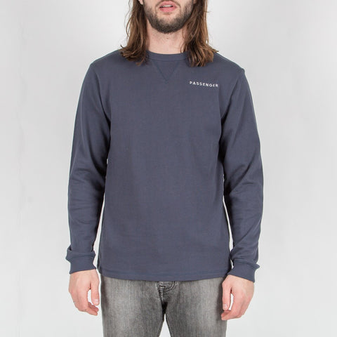 SCUDO SWEATSHIRT - BLUE NIGHTS