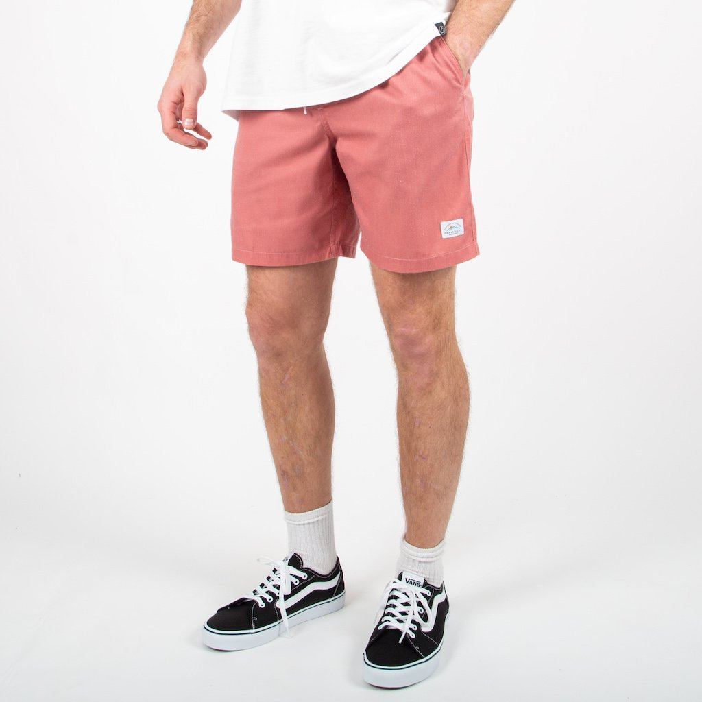 Tahoe Hybrid Shorts - Mango Orange image 6