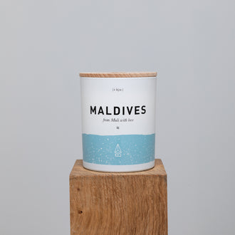 EQ Scented Candle - Maldives