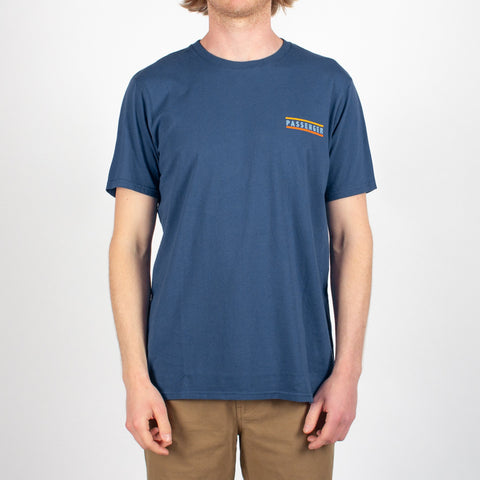 EVENTIDE T-SHIRT - DARK DENIM