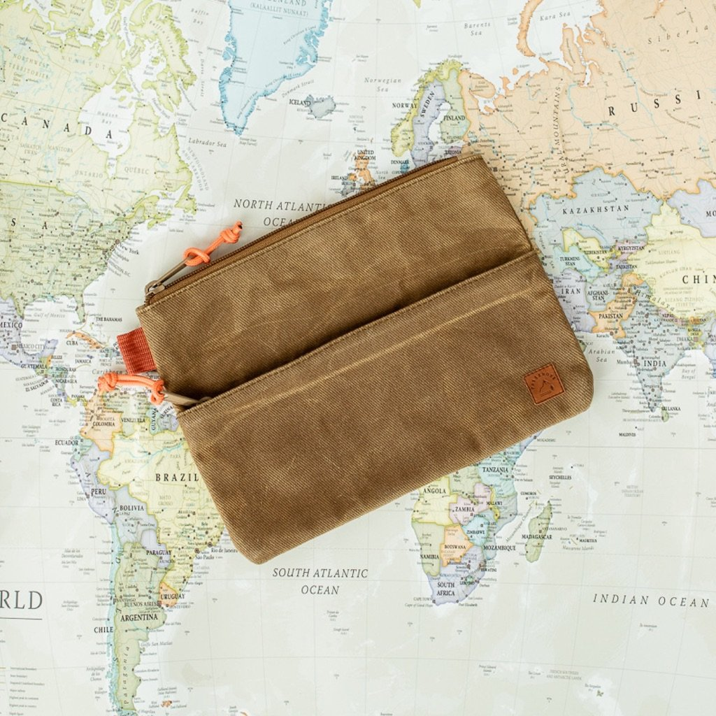 Field Note Travel Case - Tan image 2