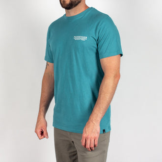 GIFFORD T-SHIRT - LAKE BLUE