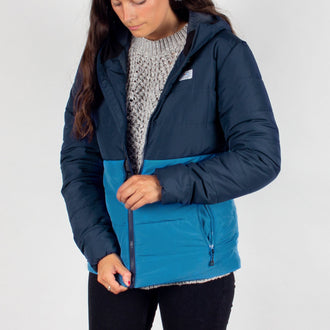 Jackpine Insulated Jacket - Navy/Deep Water Blue