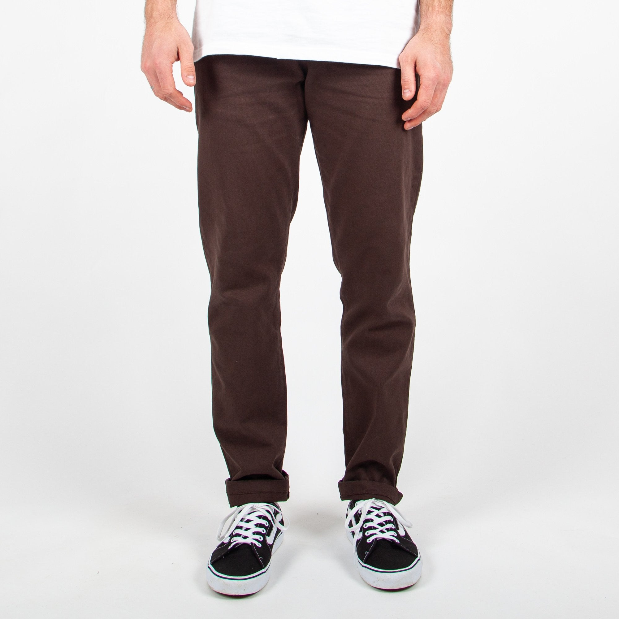 Daily Trouser - Brown image 2