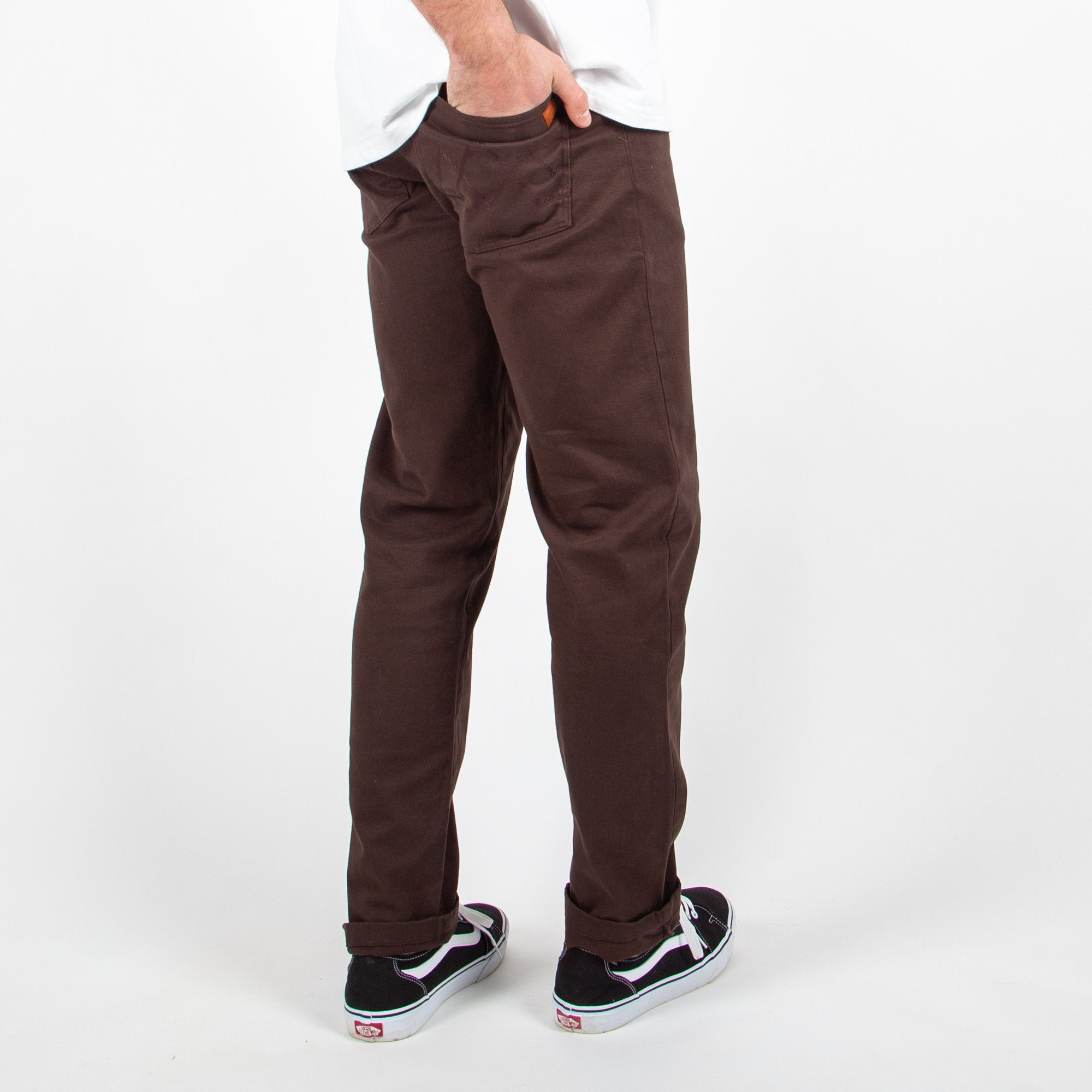 Daily Trouser - Brown image 4