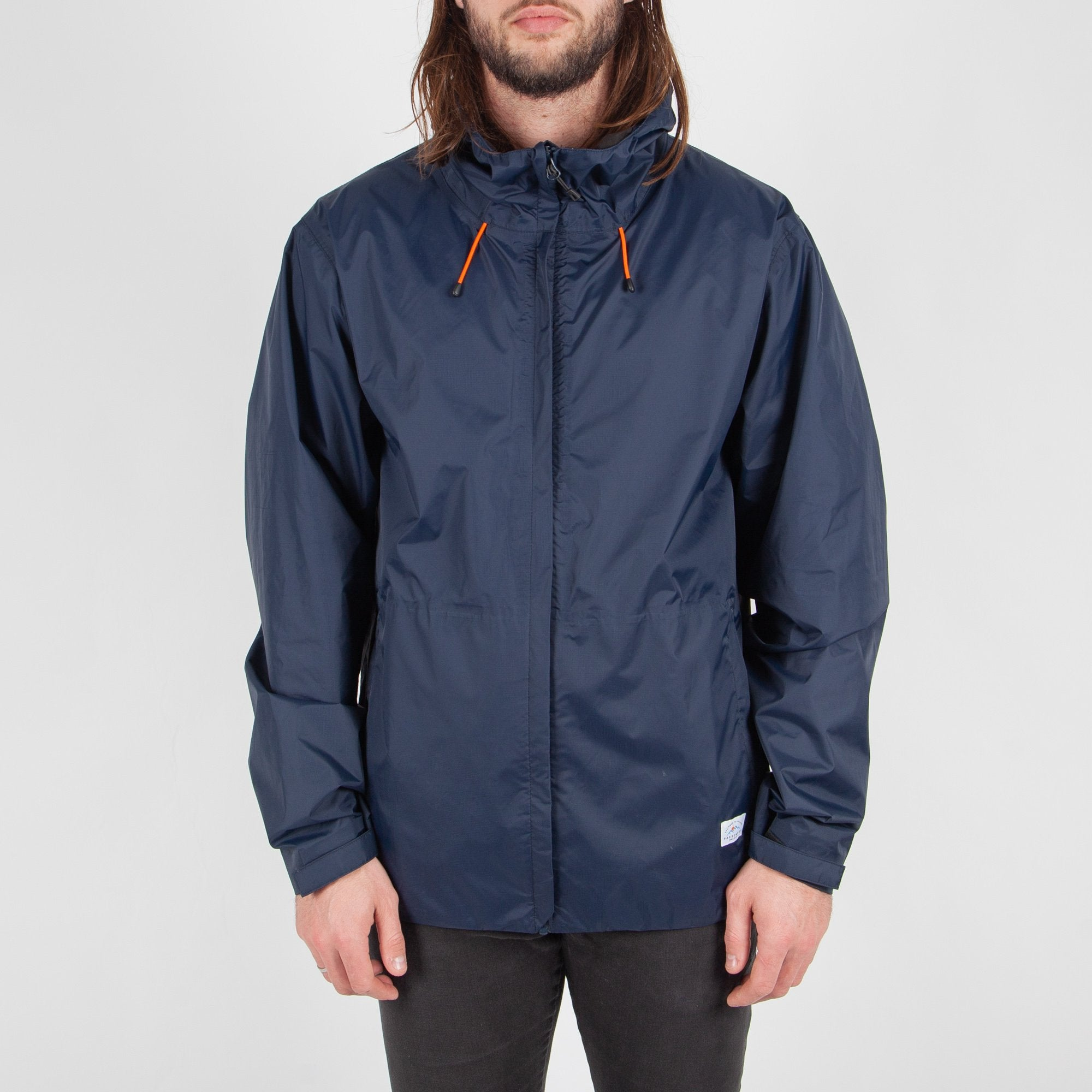 Norcal Waterproof Jacket - Navy image 2