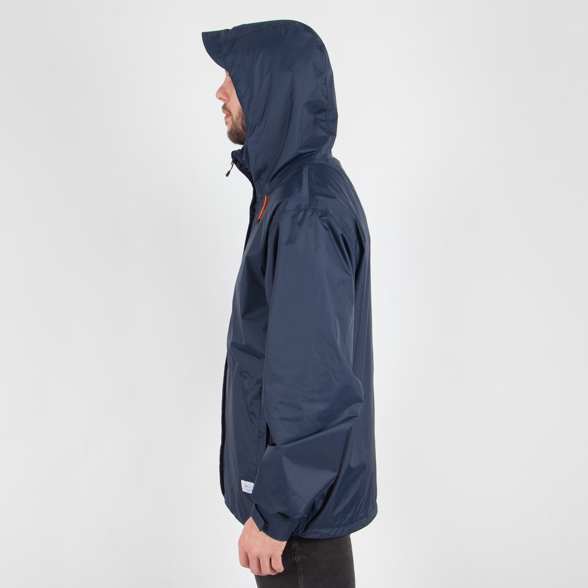 Norcal Waterproof Jacket - Navy image 7