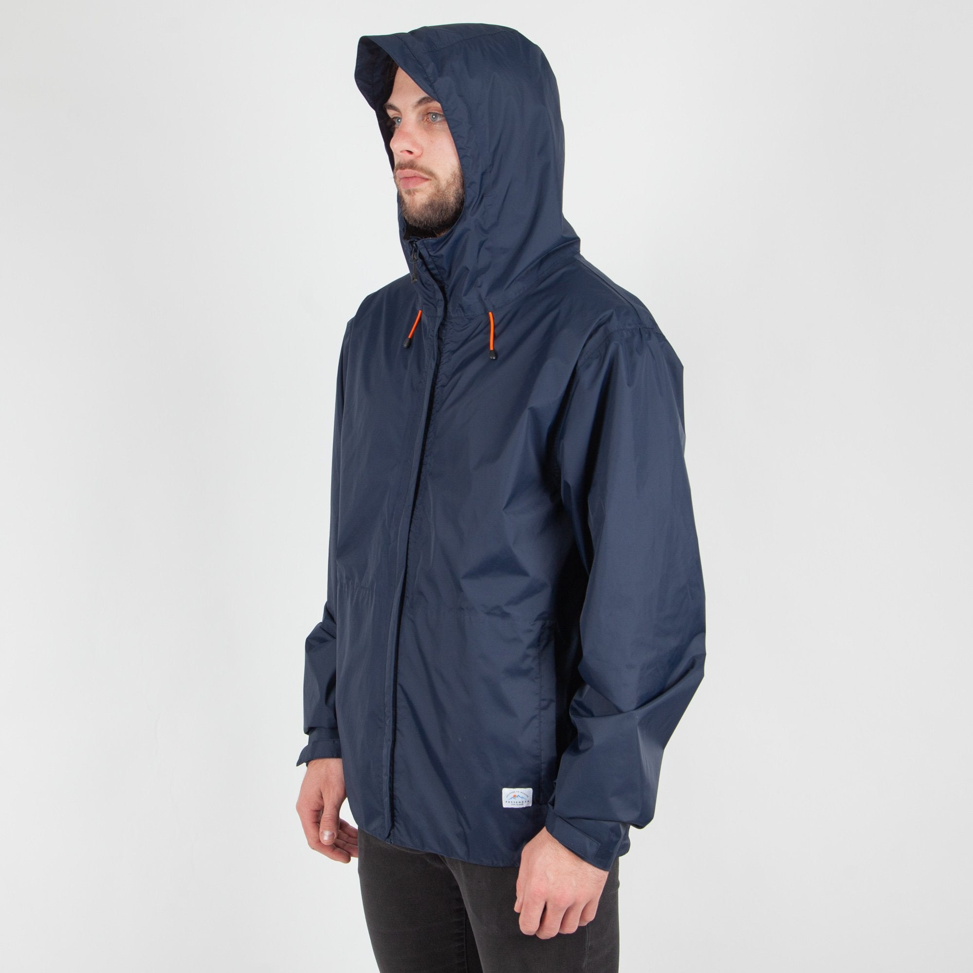 Norcal Waterproof Jacket - Navy image 8