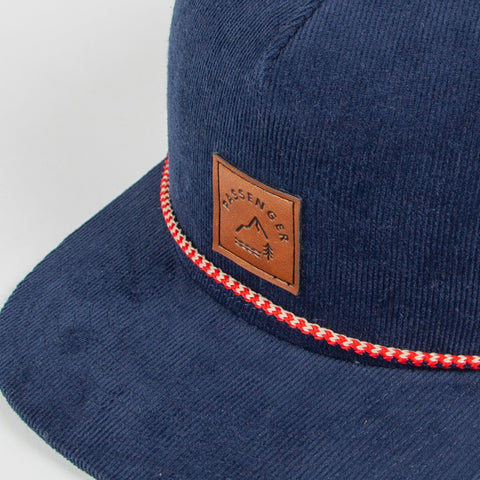 HICK CAP - REAL TEAL/GREY