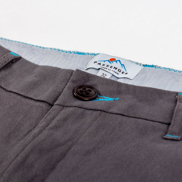 Trail Trousers - Grey