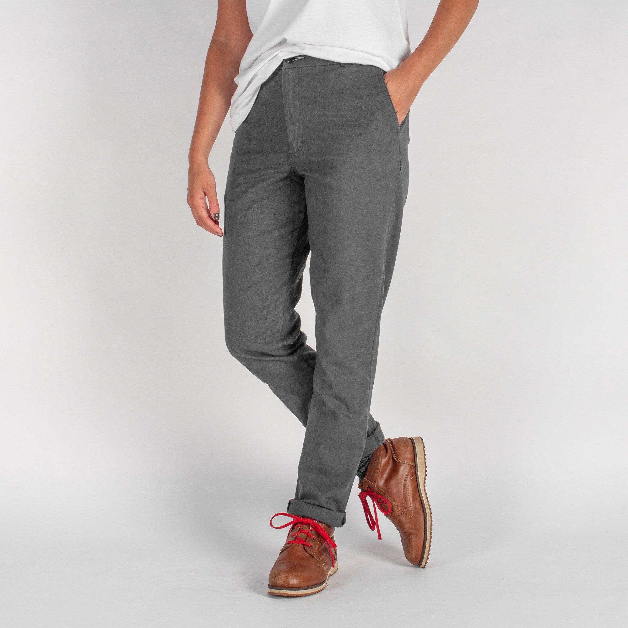 Offtrail Trousers - Grey image 3