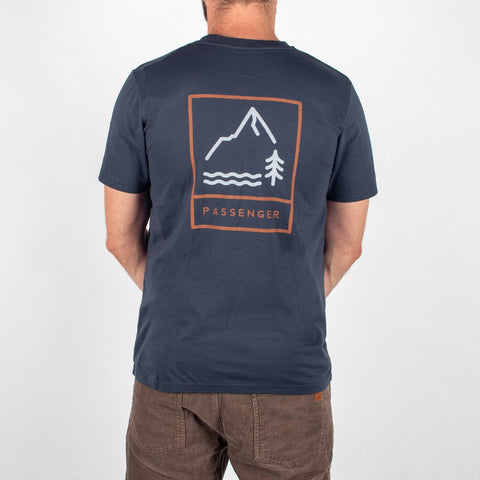 Core T-Shirt - Navy