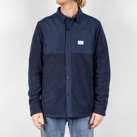 Clachtoll Fleece - Navy