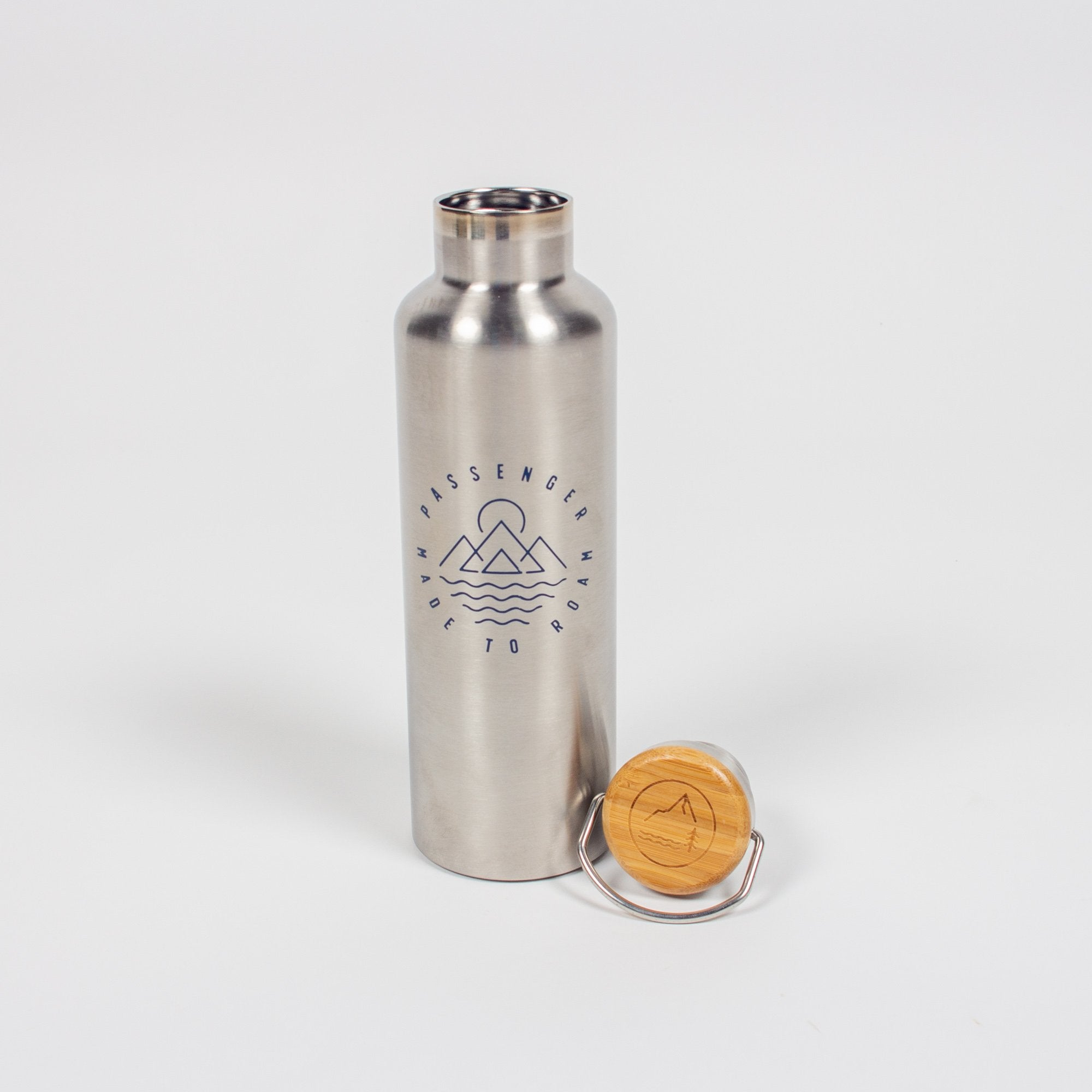 Outsider Stainless Steel Water Bottle image 9