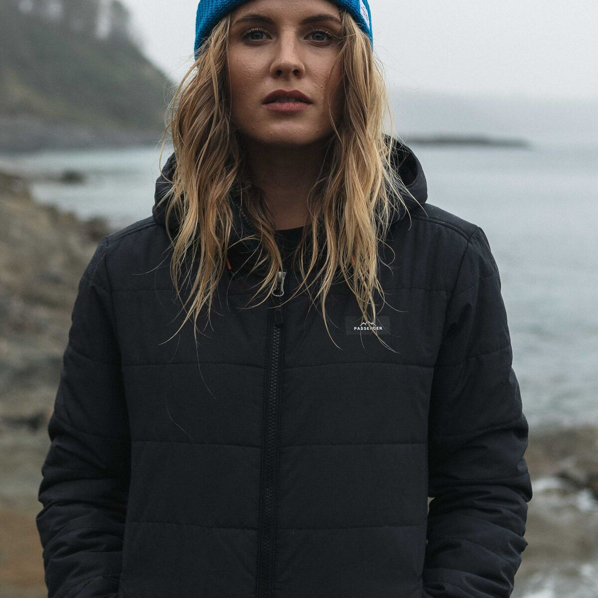 Jackpine Insulated Jacket - Black image 5