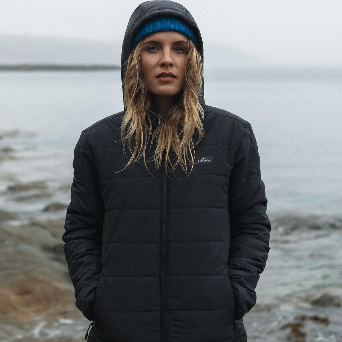 Jackpine Insulated Jacket - Black image 4