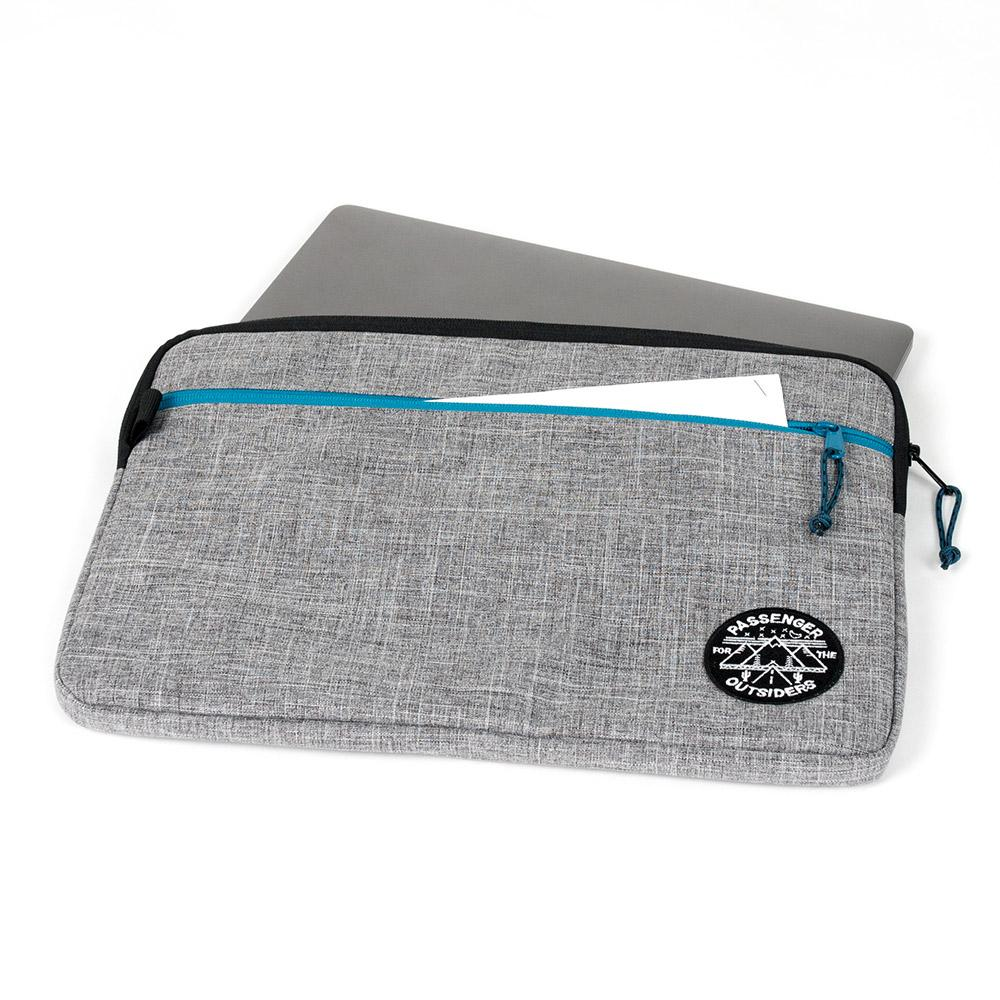 Router Laptop Case - Greymarl image 2