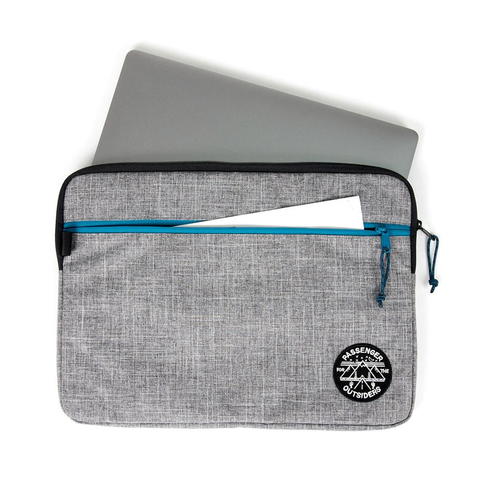 Router Laptop Case - Greymarl image 1