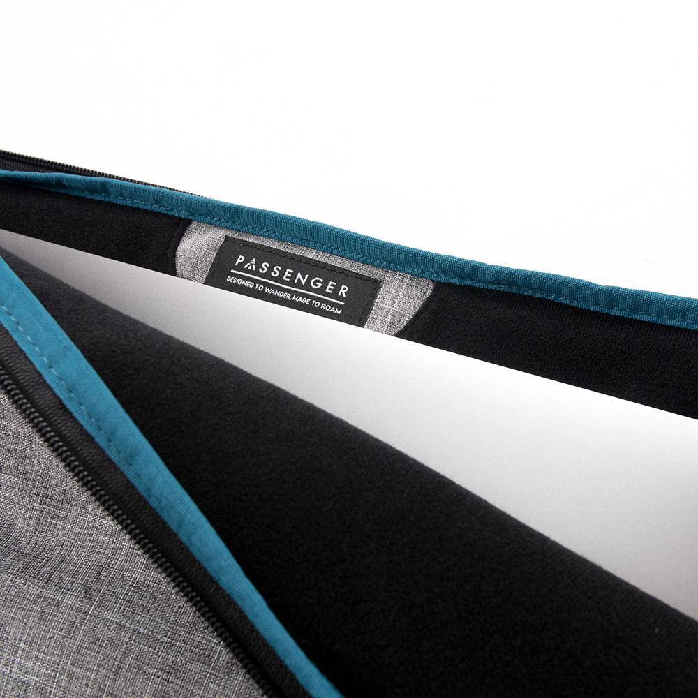 Router Laptop Case - Greymarl image 3
