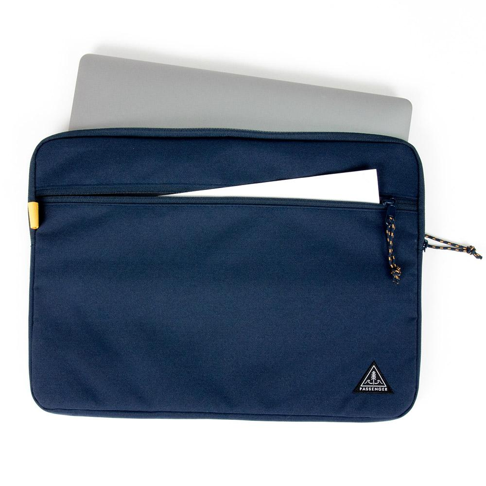 Router Laptop Case - Navy image 1
