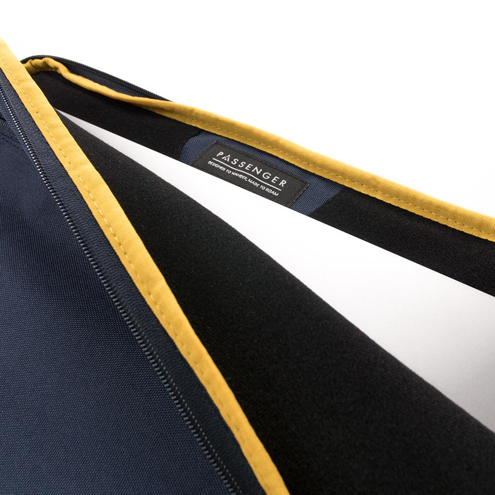 Router Laptop Case - Navy image 4