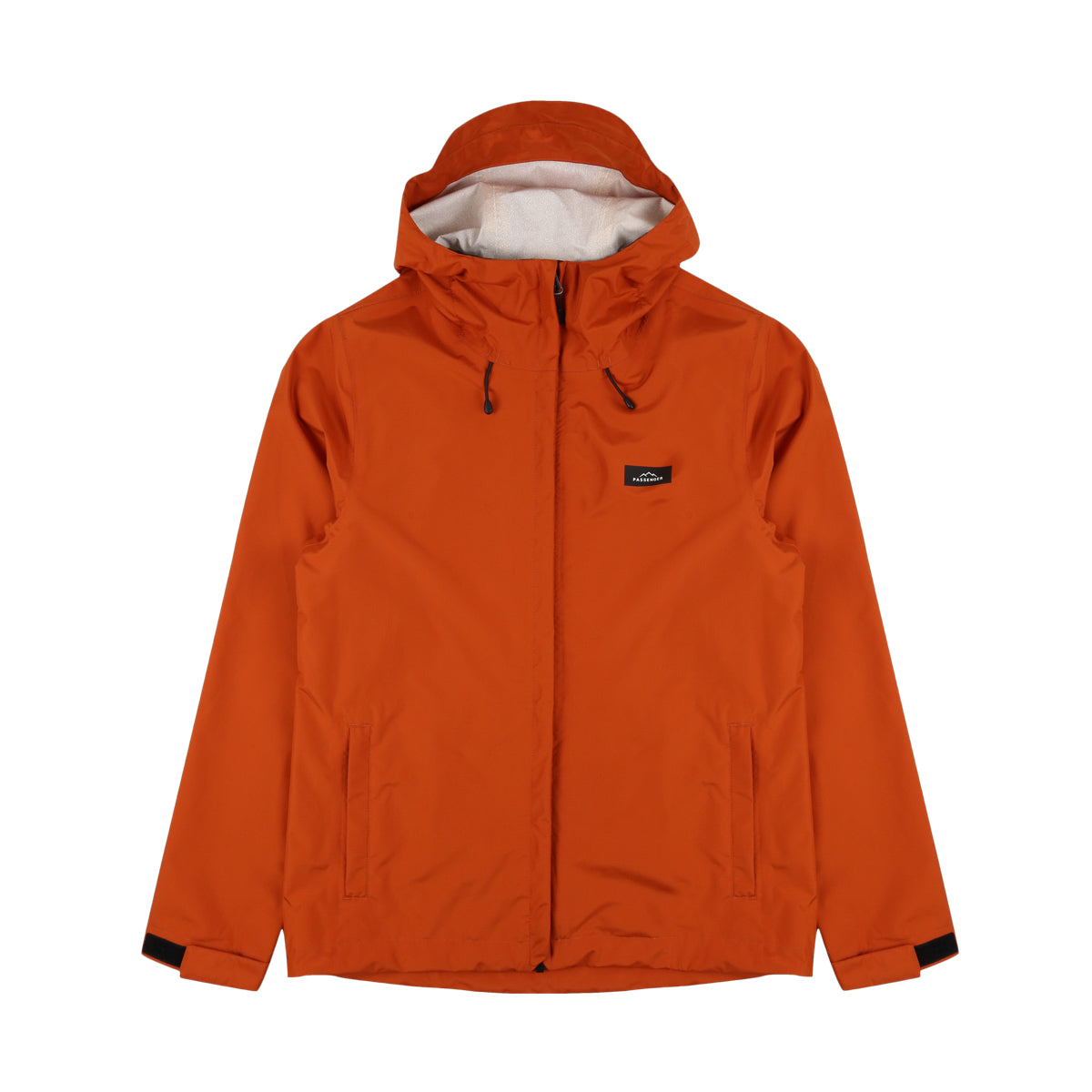 Norcal Waterproof Jacket - Rust image 11