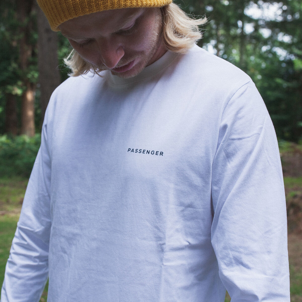 Made to Roam L/S T-Shirt - White image 4