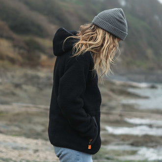 Maine Fleece - Black