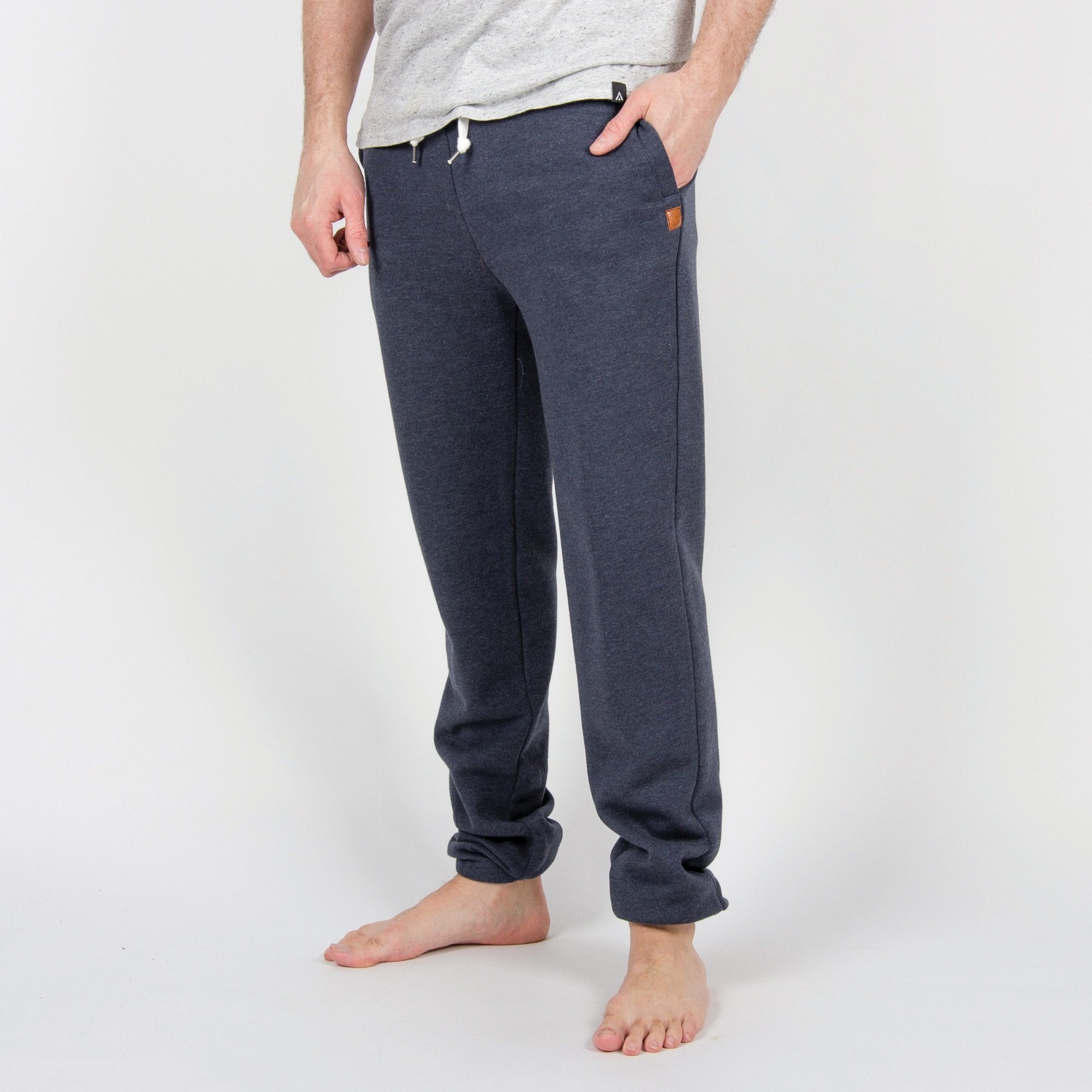 Hunker Sweatpants - Blue Nights Marl image