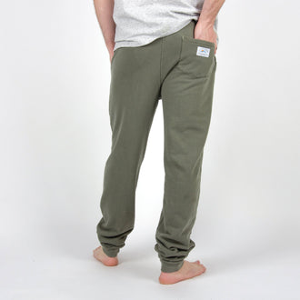 Season Sweatpants - Grape Leaf Green