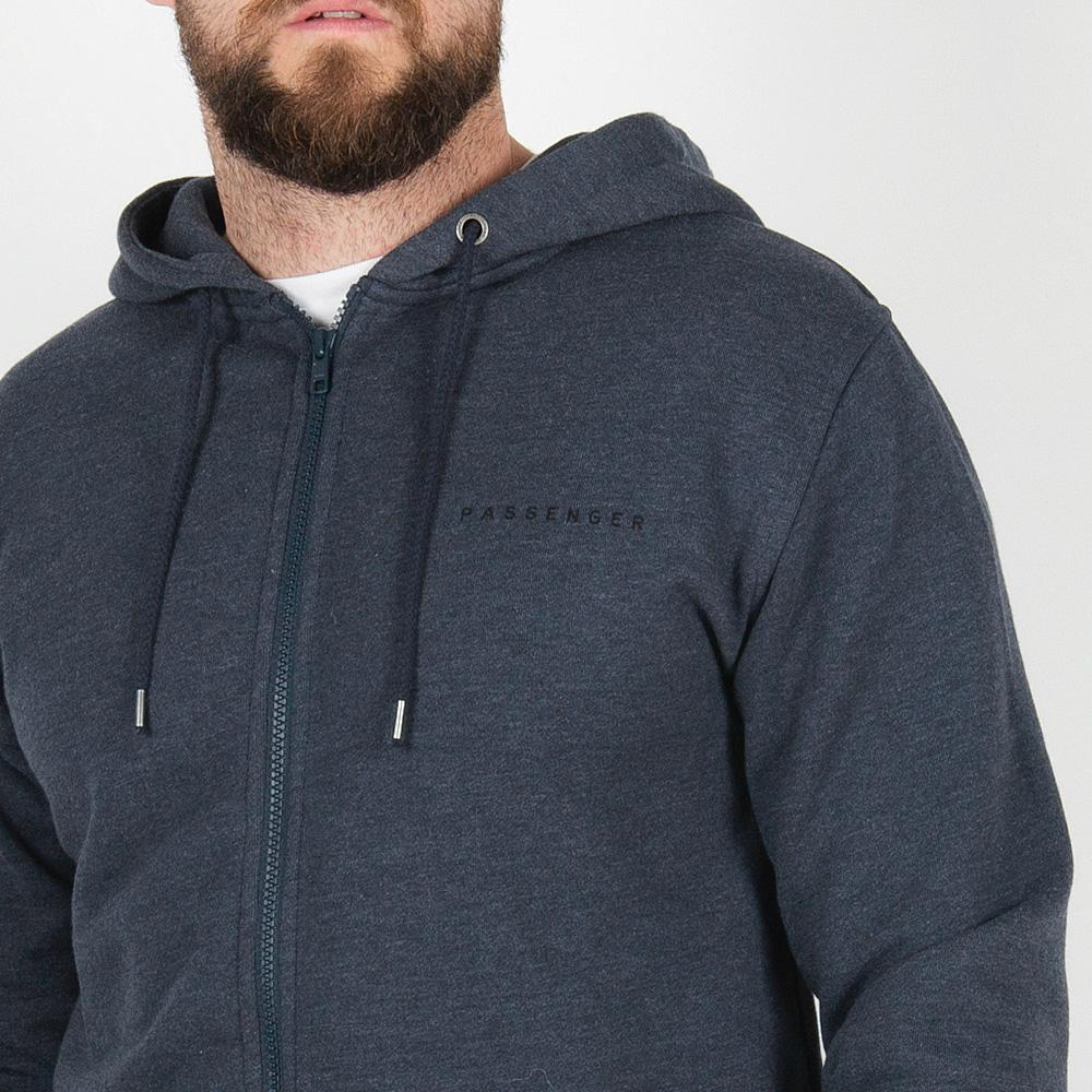 Sligo Hoodie - Blue Nights Marl