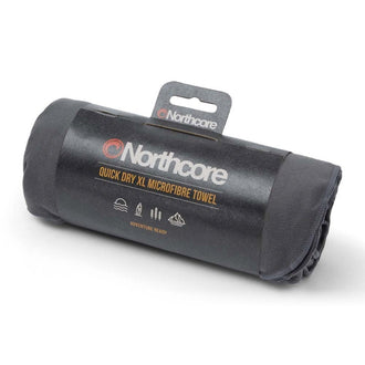 Northcore Quickdry Microfibre Towel - Grey