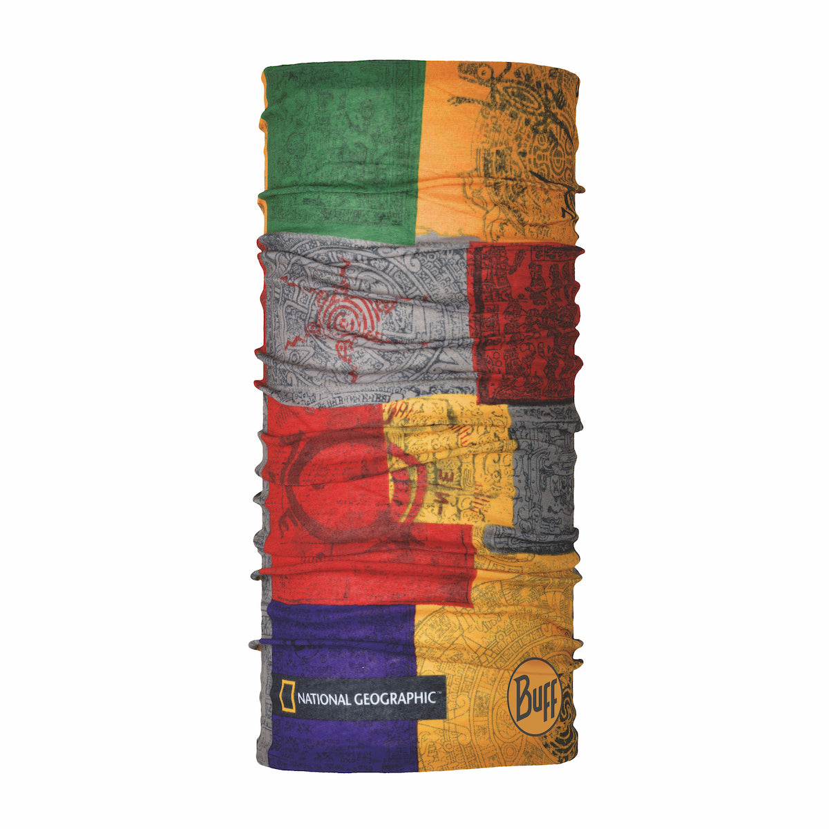 Buff Original Licenses Neckwear - National Geographic Temple image