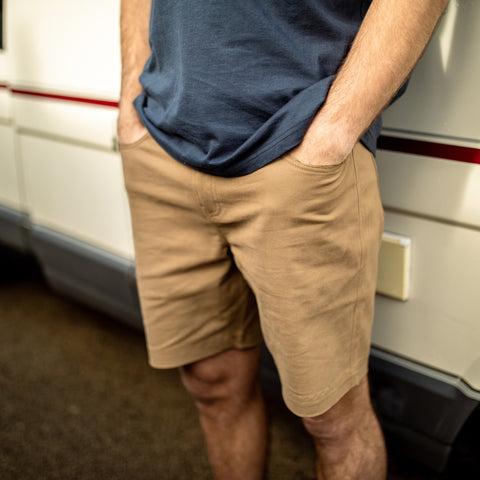 Nomad Short - Burrow Brown