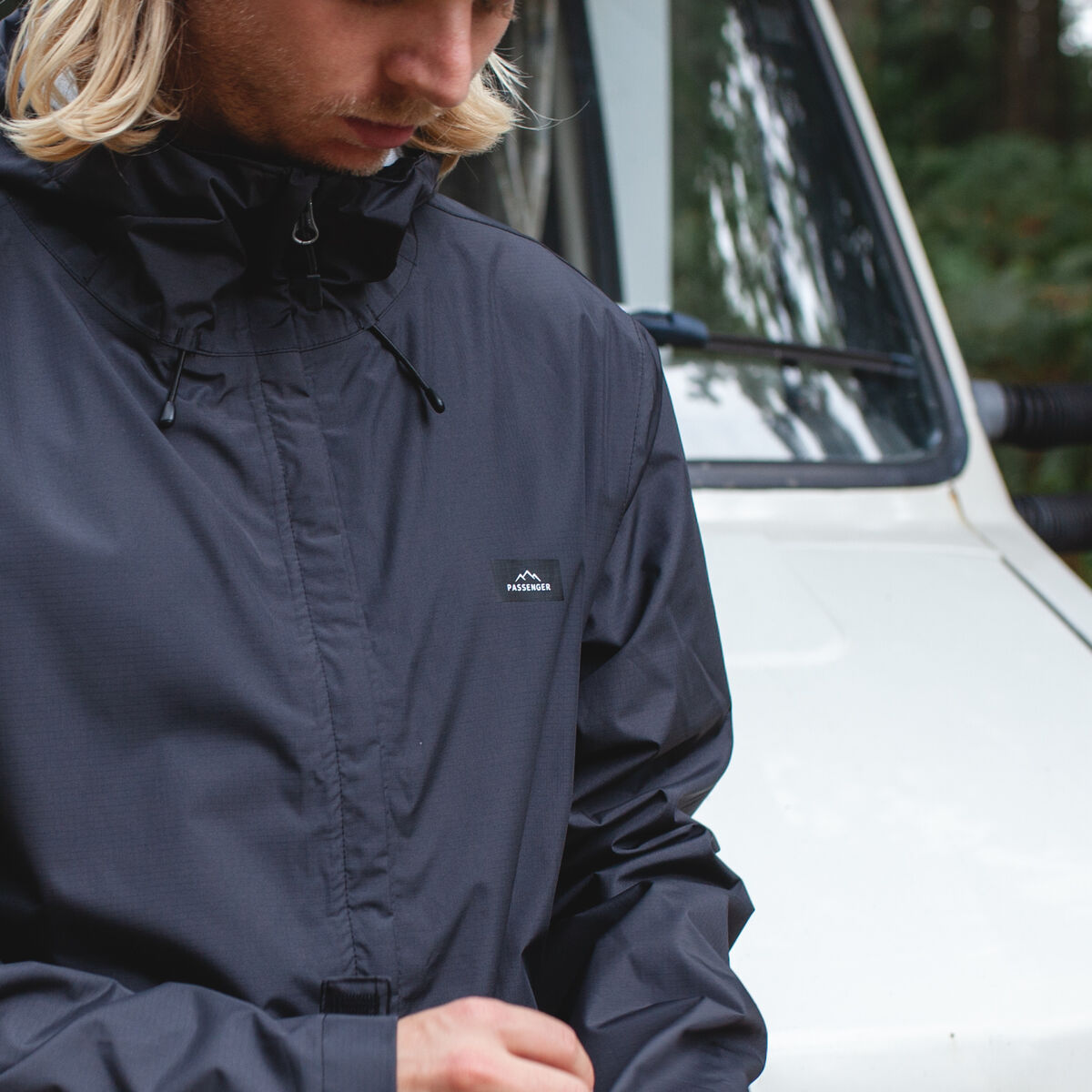 Norcal Waterproof Jacket - Black image 5