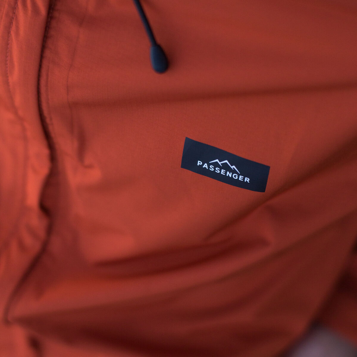 Norcal Waterproof Jacket - Rust image 7