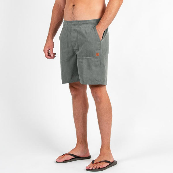 Orinoco Hybrid shorts - Grey