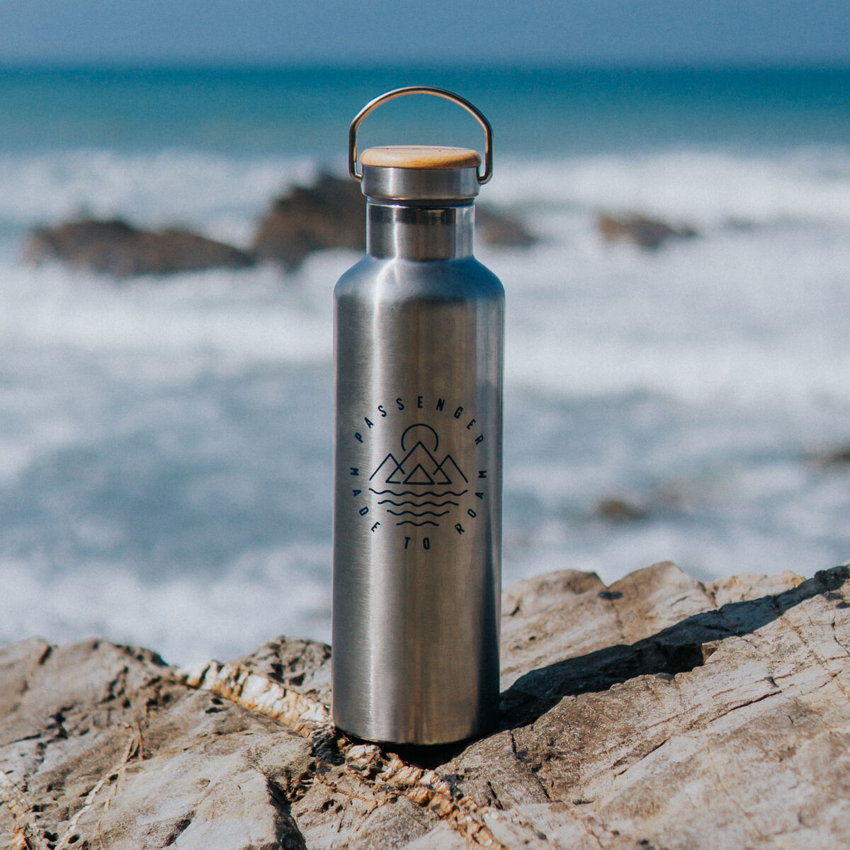 Outsider Stainless Steel Water Bottle image 2