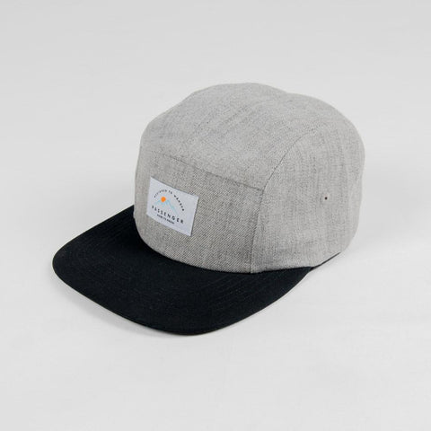 Fixie Cap - Grey