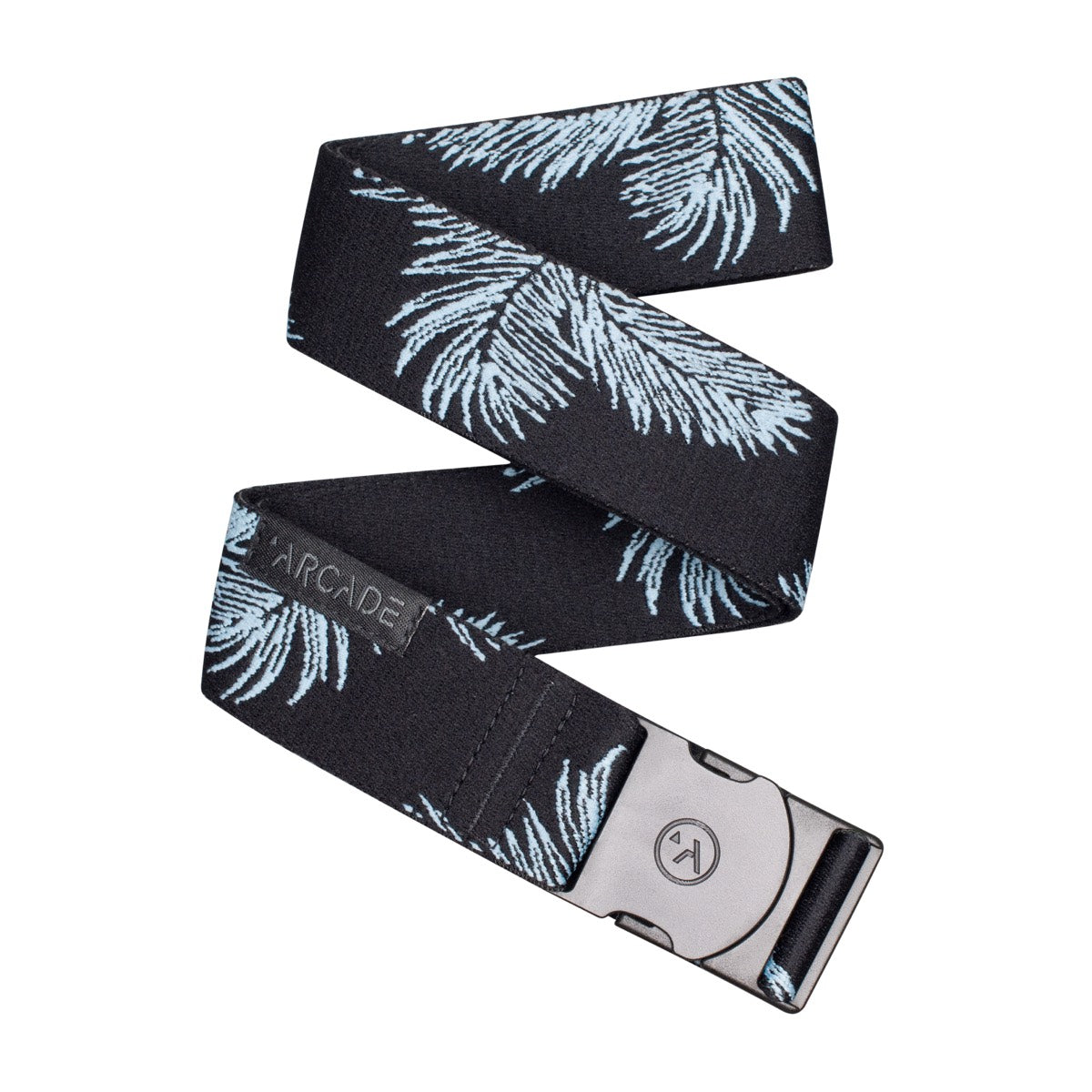 Arcade Ranger Belt - Blue/Palms image 2