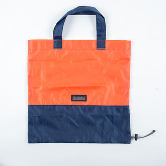 Oregon Packaway Tote Bag Rust