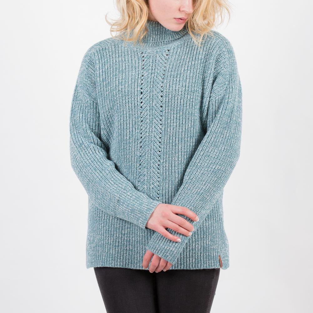 Blue Spruce Knitted Sweater image 1