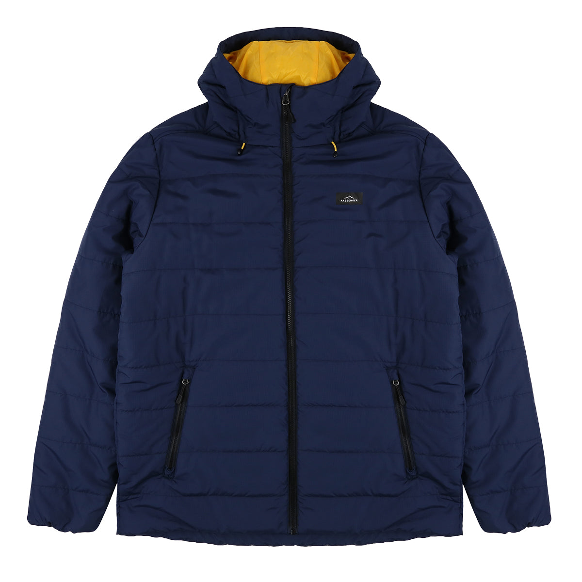 Patrol Insulated Jacket - Navy image 8