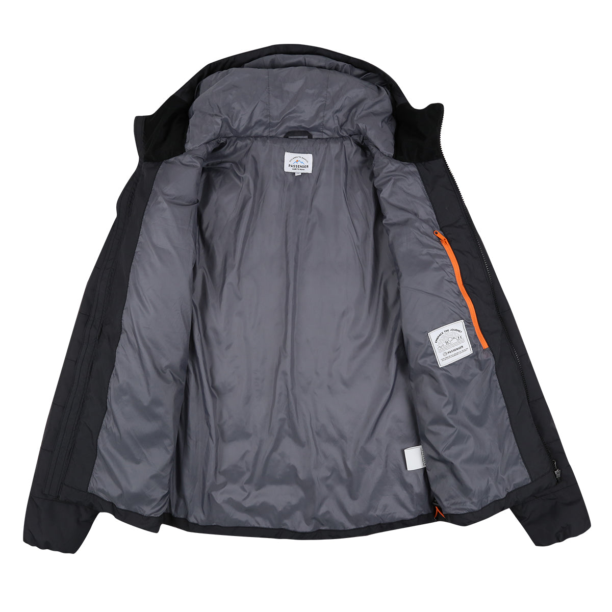 Jackpine Insulated Jacket - Black image 8