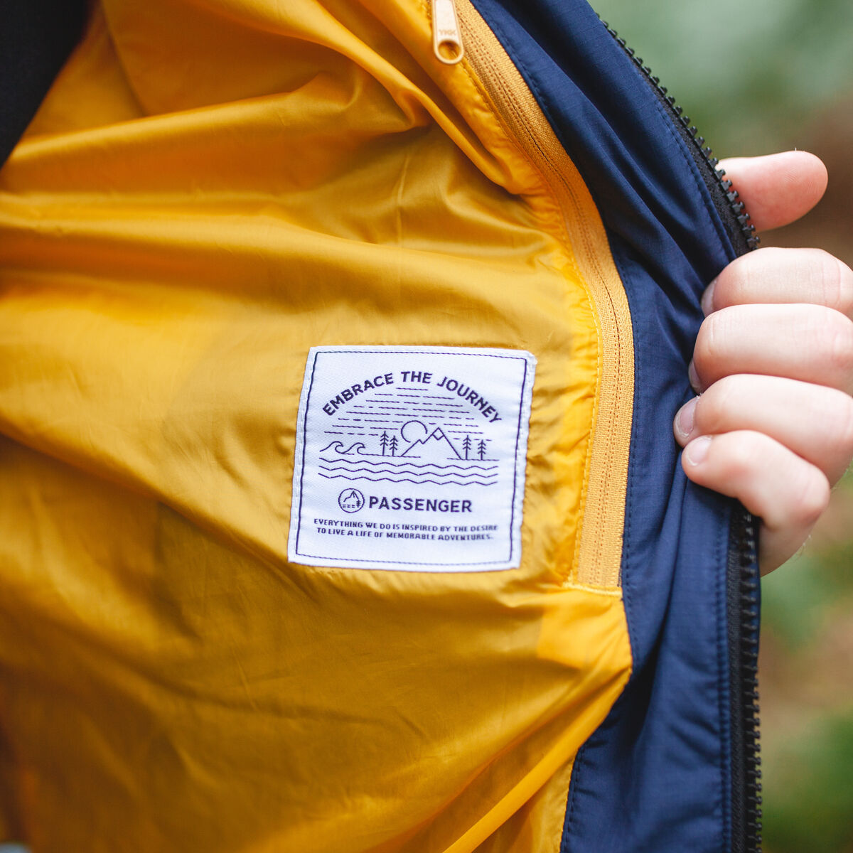 Patrol Insulated Jacket - Navy image 3
