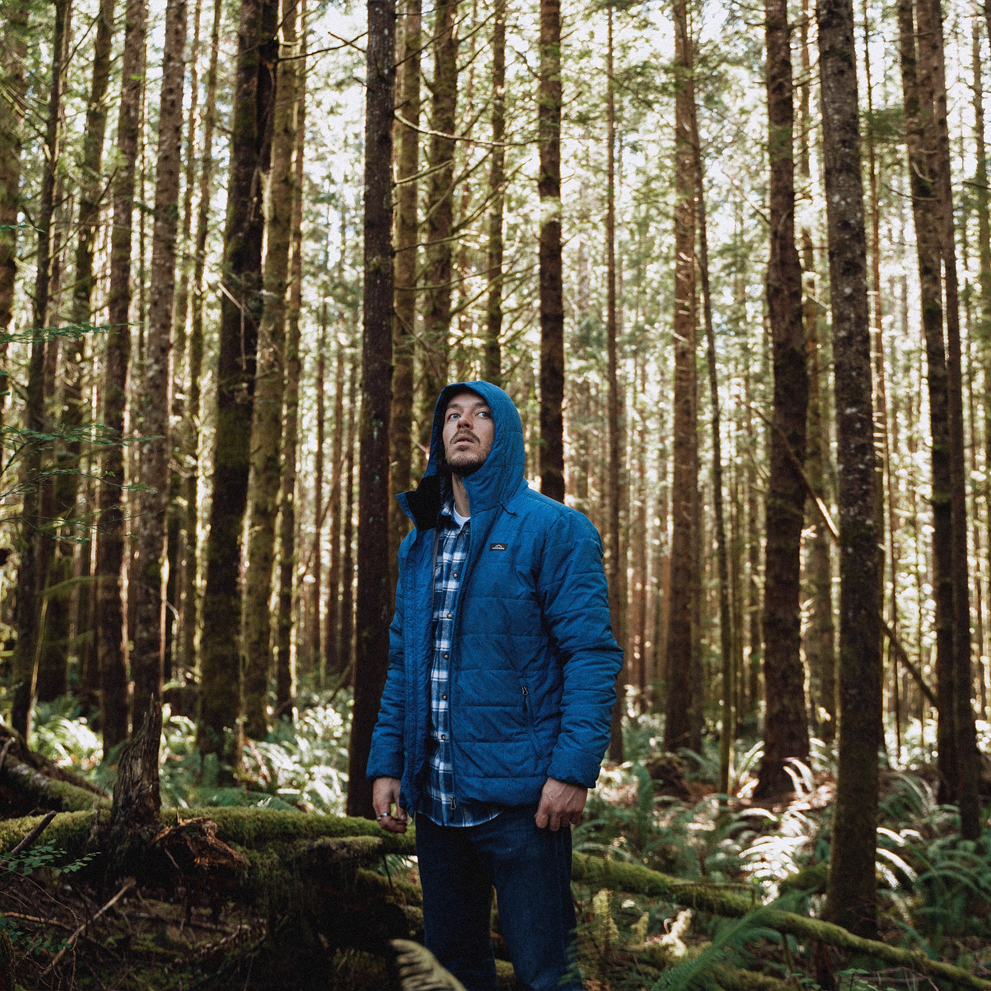 Patrol Insulated Jacket - Deep Water Blue image 6