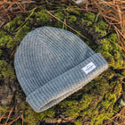 Poptop Beanie - Light Grey