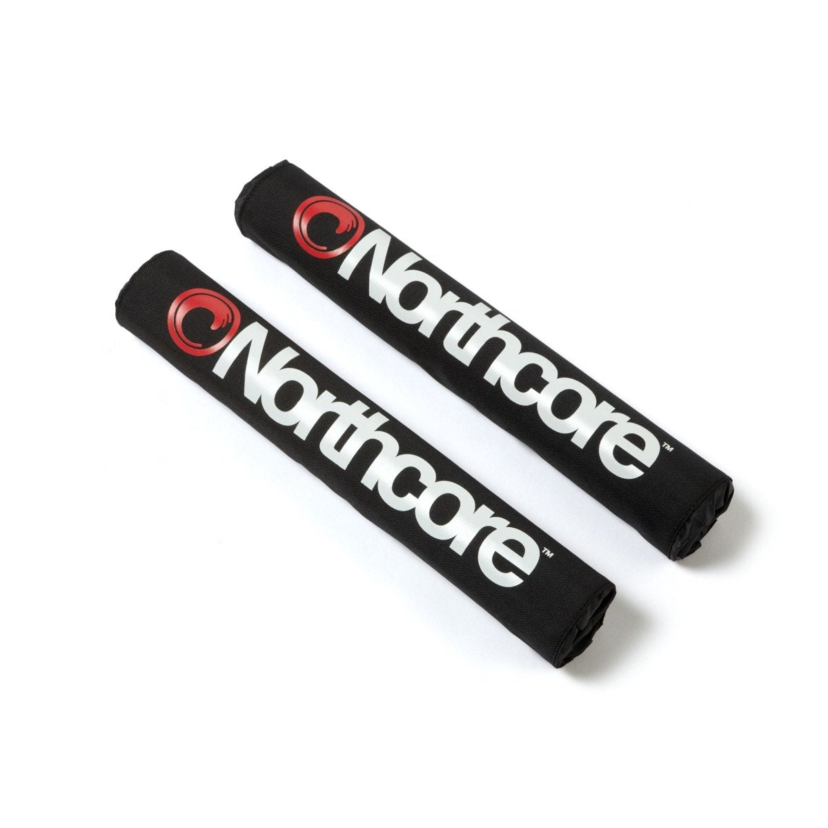 Northcore Roof Bar Pads - Black image