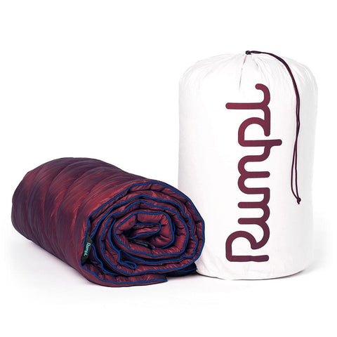 Rumpl Original Puffy Blanket 2 Person - Jam