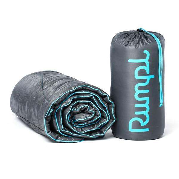 Rumpl Original Puffy Blanket - Charcoal